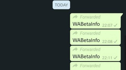 WhatsApp te dirá cuántas veces se ha reenviado un mensaje para cazar 'fake news'