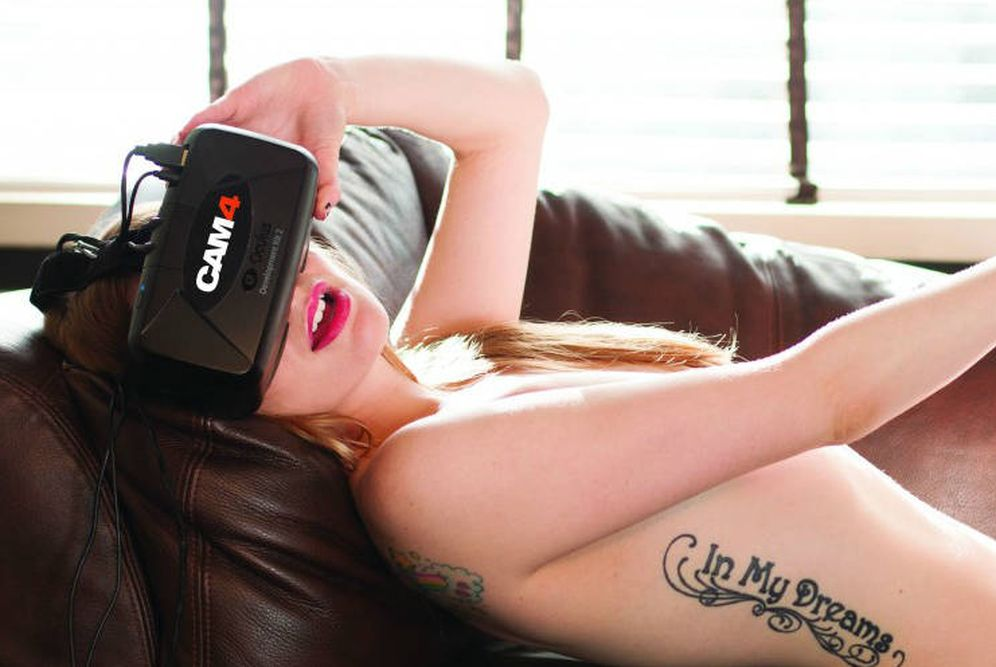 Foto: Ela Darling se ha convertido en una de las actrices y empresarias del porno más reconocidas.