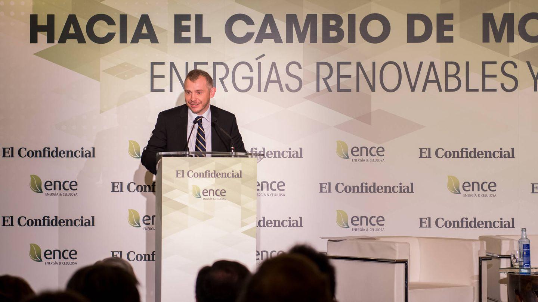 Daniel Navia, Secretario de Estado de Energía.