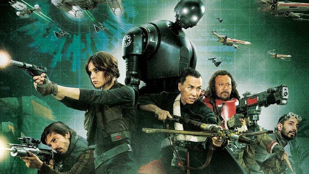 'Rogue One' se hace de oro: ya ha recaudado 1.000 millones de dólares