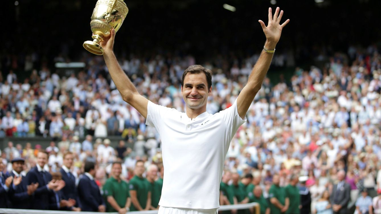 La cita del imponente Federer con Nadal tras llorar en Wimbledon