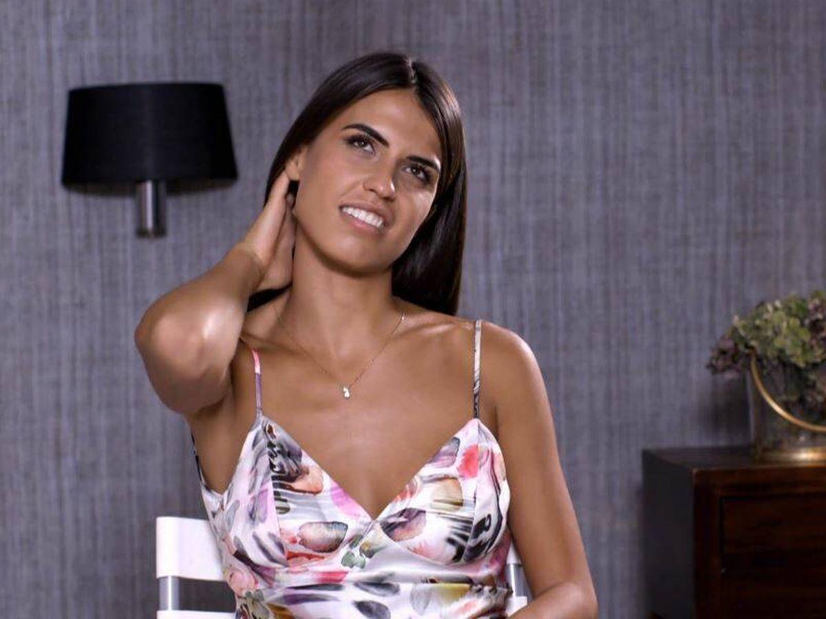 Foto: Sofía Suescun, concursante de 'Ven a cenar conmigo'. (Mediaset España)