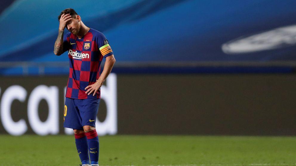 Messi: el adiós más triste del mundo (y el Barça explota definitivamente)