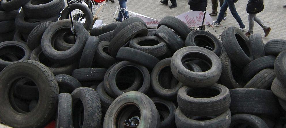 Foto: Neumáticos de segunda mano, un riesgo para la seguridad vial