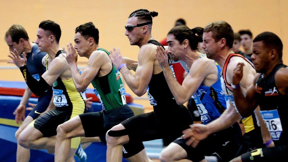 Foto: Los atletas españoles podrán lucir publicidad individualizada en su ropa de competición. (EFE)