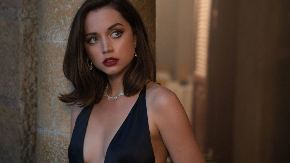 Foto: Ana de Armas es la nueva 'chica Bond'. (Universal)