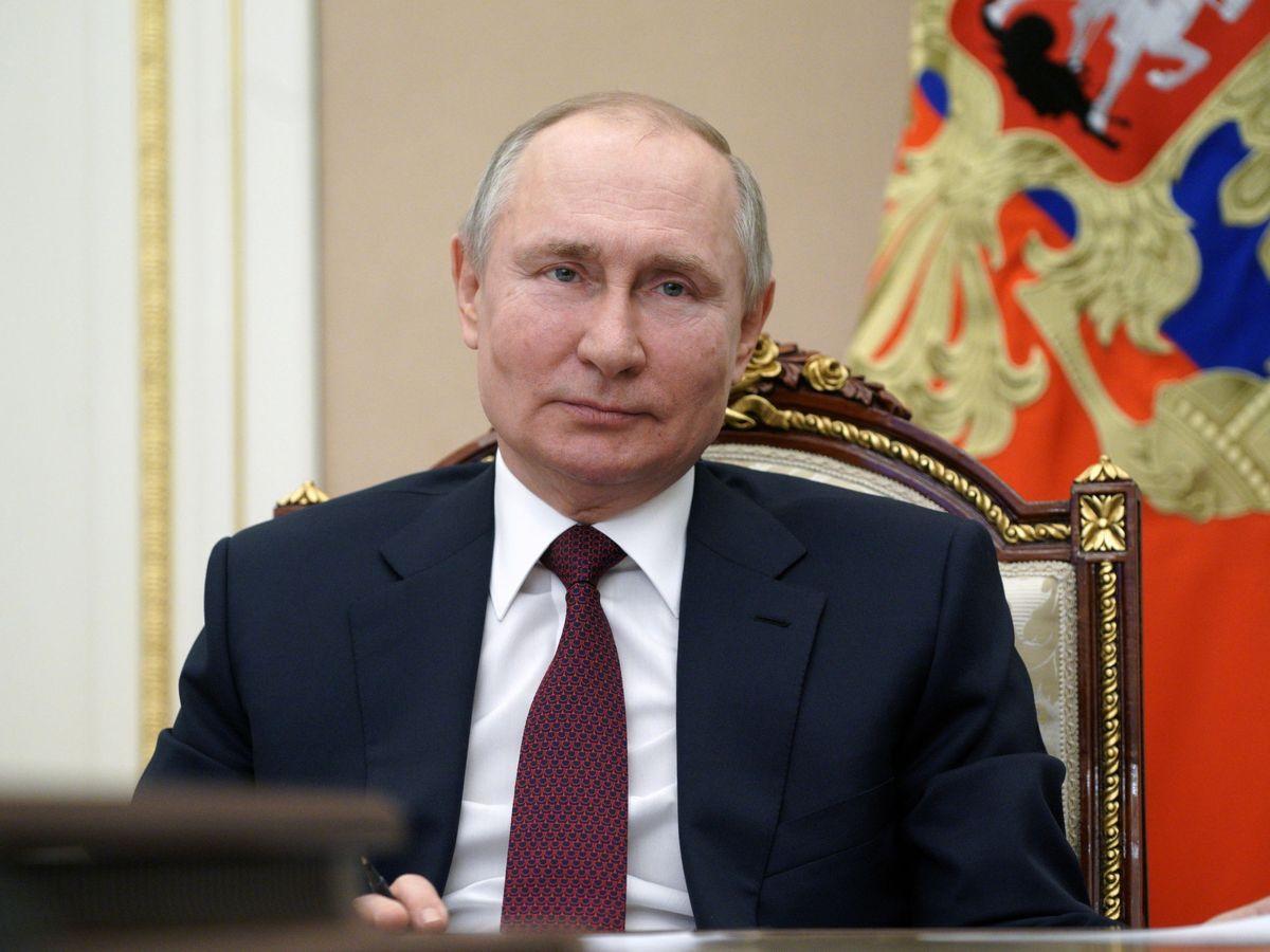 Foto: Vladimir Putin, presidente de Rusia. (EFE)