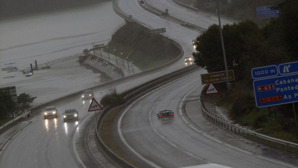 Audasa sacude Galicia con una subida de casi el 4% de su principal autopista