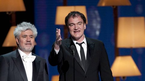 Quentin Tarantino: De Almodóvar nunca te cansas, es magnífico