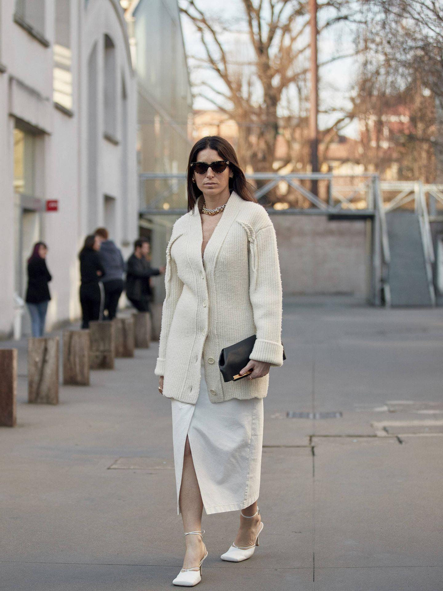 Estas faldas se ven desde Milán a Nueva York. (Imaxtree)