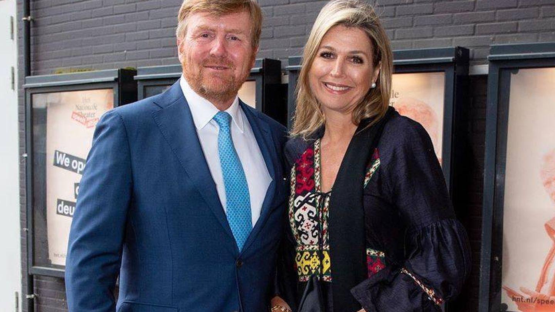 Los Reyes de Holanda, Guillermo y Máxima. (Instagram @koninklijkhuis)