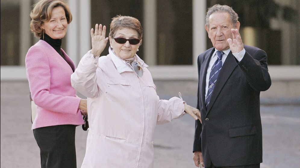 Foto: Francisco Rocasolano, el abuelo de la Reina Letizia que siempre estuvo ahí