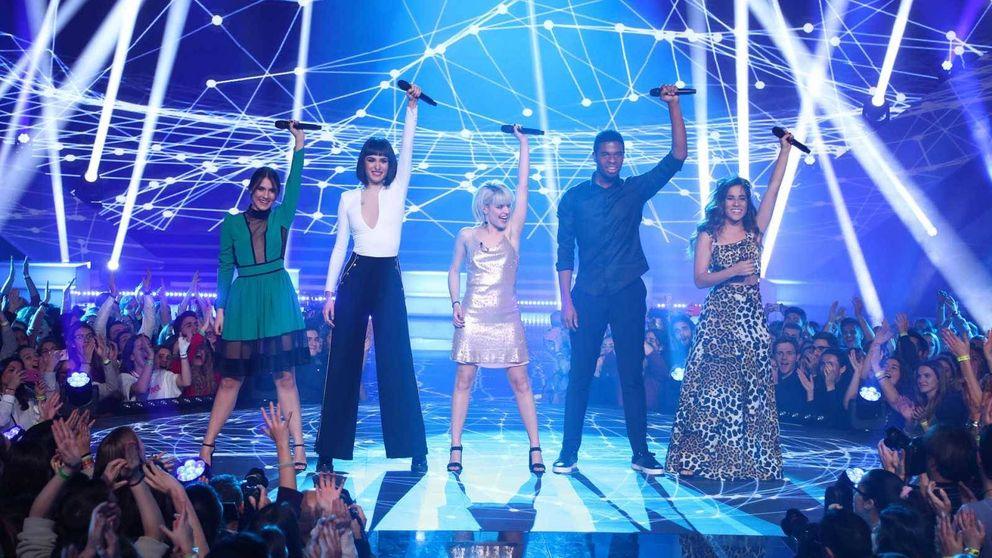 Cancelan los conciertos de 'OT 2018' en Pineda de Mar y Almería