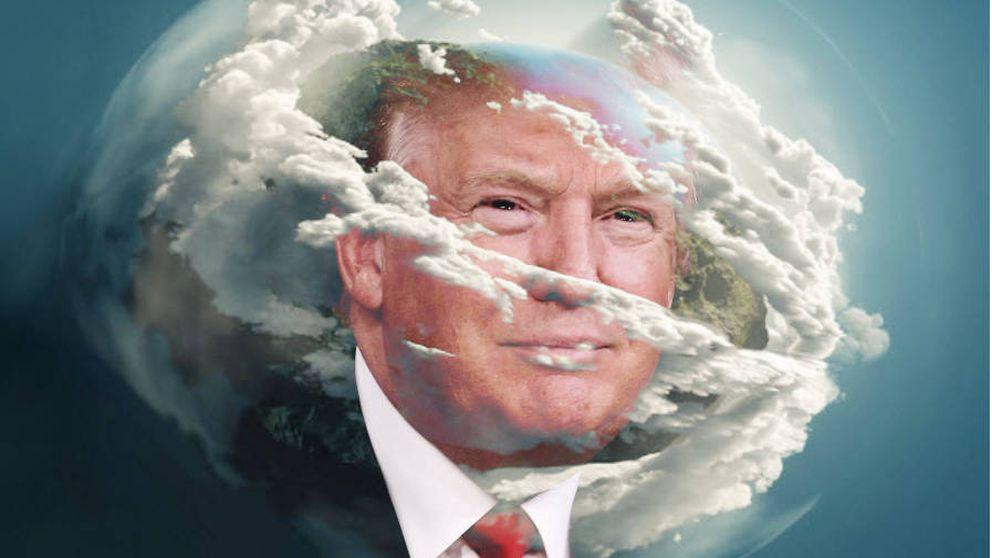 Todas las mentiras de Trump sobre el clima para sacar a EEUU del Acuerdo de París