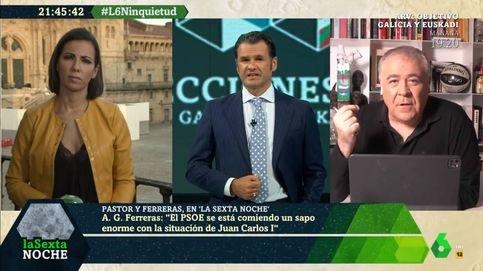 El consejo de Ferreras a Felipe VI para salvar a la Corona