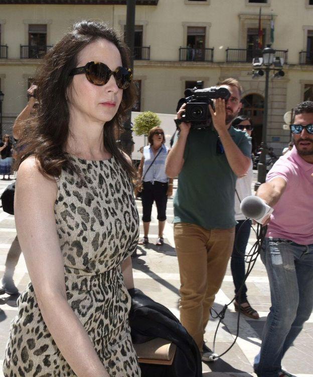 Foto: Alaya toma posesión como magistrada de la Audiencia de Sevilla ante el TSJA. (EFE)