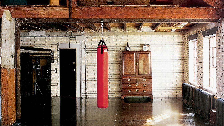 Lifestyle un gimnasio en casa noticias de reportajes - Decoracion de gimnasios ...