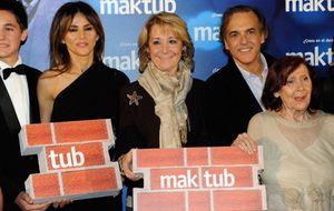 Los famosos se vuelcan con Paco Arango en el estreno de 'Maktub', su primera película