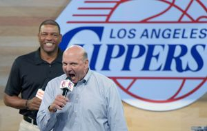 Steve Ballmer, el jefe más enrollado que llenará de alegría a los Clippers