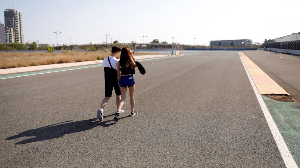 Foto: Una nuevo barrio se levantará sobre el antiguo circuito urbano de Fórmula 1 de Valencia. (EFE)