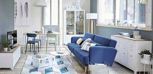 Post de Blue Monday: supéralo con estas compras deco en azul de Ikea y Maisons du Monde