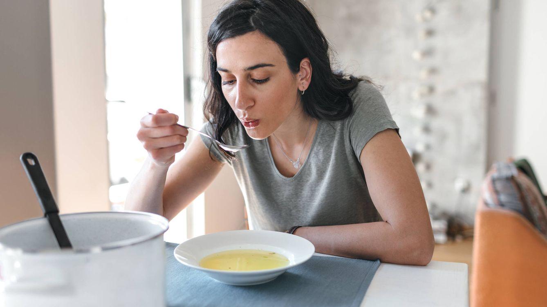 La temperatura perfecta a la que debes servir la sopa