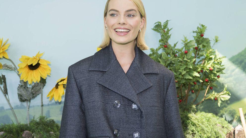 Tenemos el traje de Zara de Margot Robbie (cuesta menos de 110 euros)