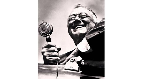 De Roosevelt a Trump, los mejores retratos de los presidentes de EE UU