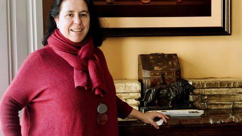 Urquiola de Palacio: Nunca he sentido el gusanillo de dedicarme a la política