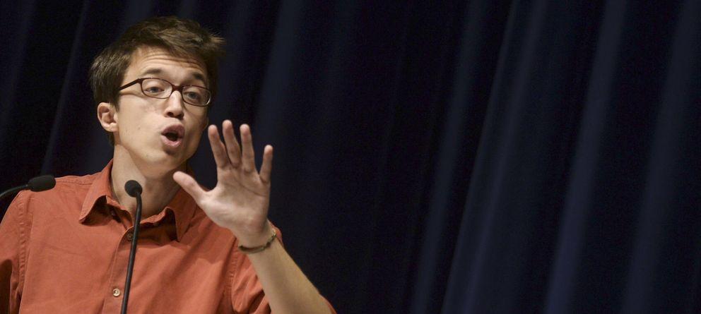 Foto: El responsable de la secretaría política de Podemos, Íñigo Errejón (Efe)