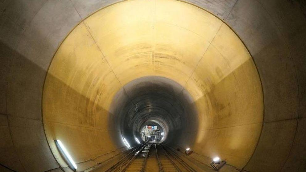 17 años de ingeniería: así se ha construido el túnel más largo y profundo del mundo