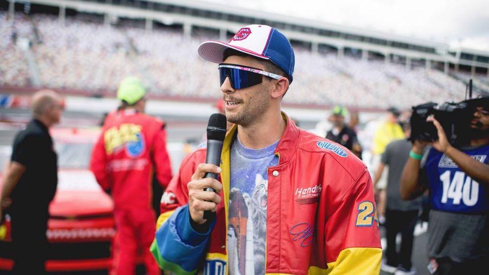 La disparatada entrevista a Fernando Alonso de quien será su compañero en Daytona