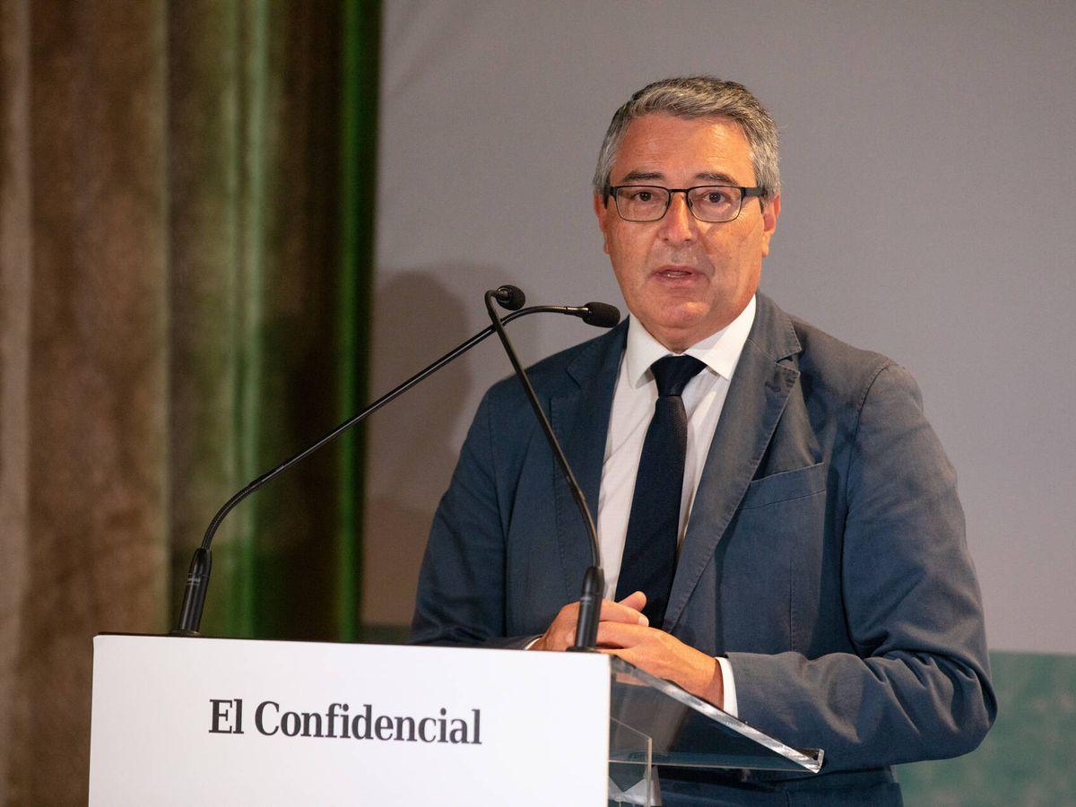Foto: Francisco Salado, presidente de la Diputación Provincial de Málaga.