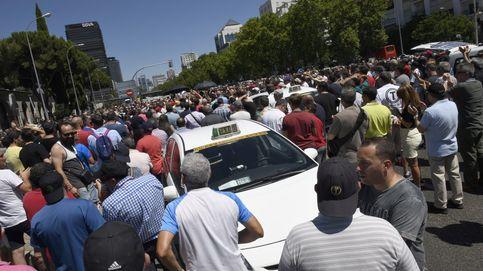 Fin de la huelga del taxi: Si nos engañan, en septiembre montamos la III Guerra Mundial