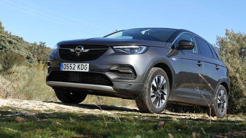 Opel Grandland X, sin tracción 4x4