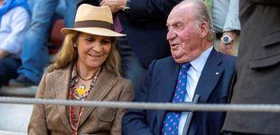 Post de Rey Juan Carlos: ovación, vuelta al ruedo y espontáneos antiraurinos en la plaza
