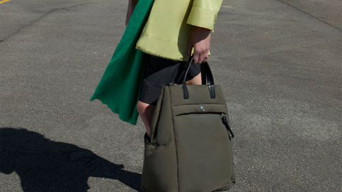 Práctica, multiposición y sostenible: así es la nueva mochila de Parfois