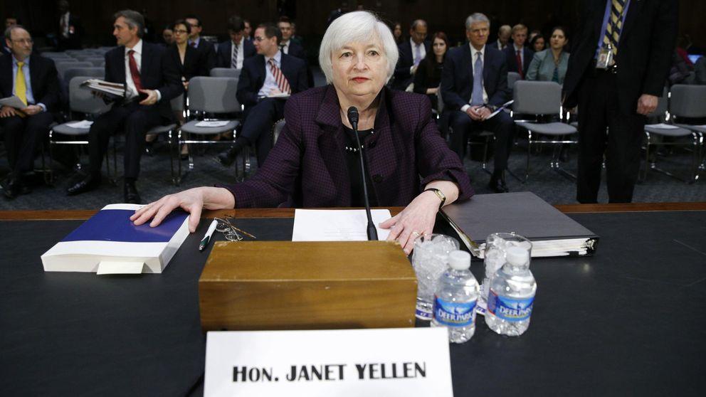 Yellen prepara la primera subida de los tipos en EEUU desde 2006