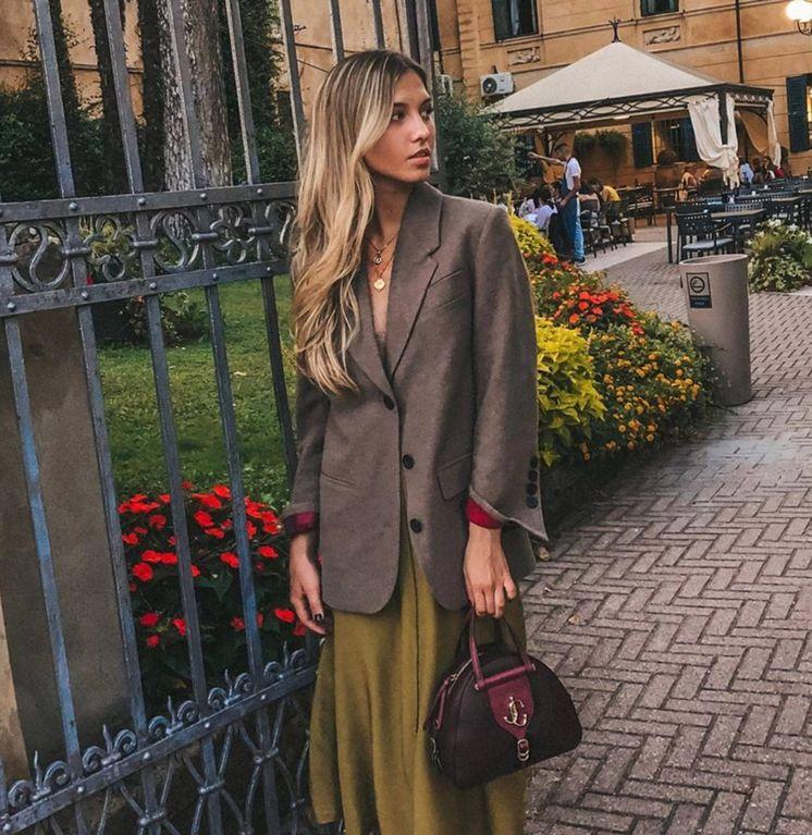 Foto: Daria se ha coronado como una de las mujeres con más estilo de Rusia y del mundo. (Instagram @dashakos)