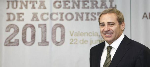 Foto: Félix Abánades, presidente de Quabit.