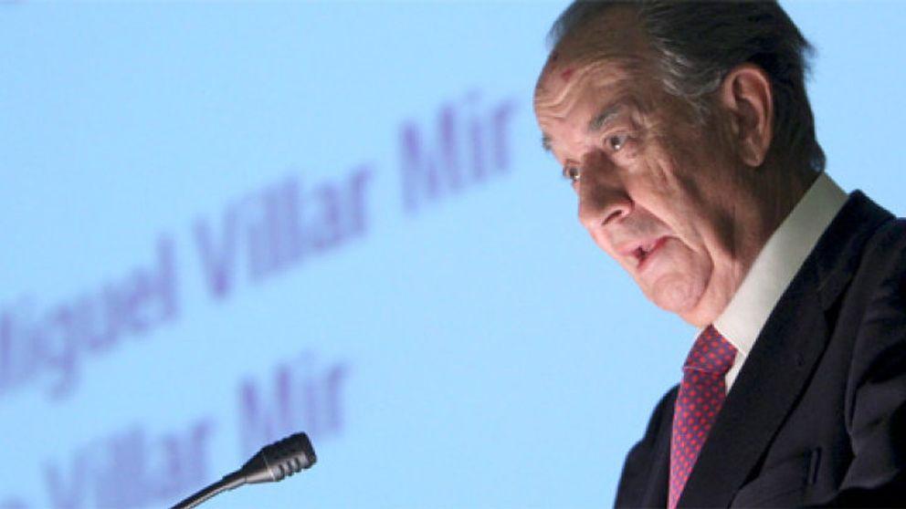 Villar Mir negó al juez ser el autor del espionaje a Ignacio González en Colombia