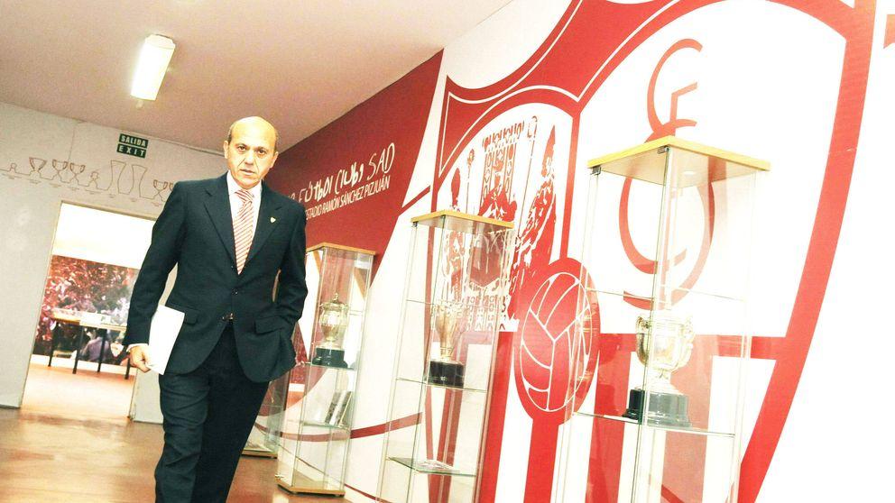 Quiénes se forrarían con el pelotazo chino de la venta del Sevilla