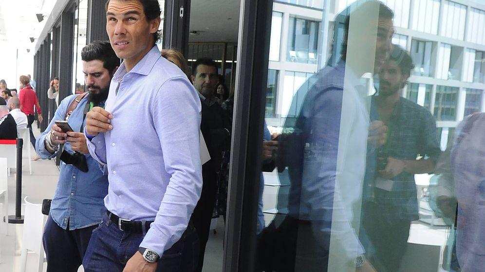Foto: El tenista Rafa Nadal en una imagen de archivo. (Gtres)