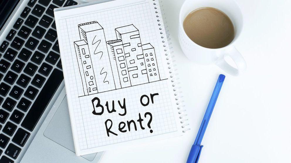Pagar una hipoteca es más barato que un alquiler en la mayor parte de España