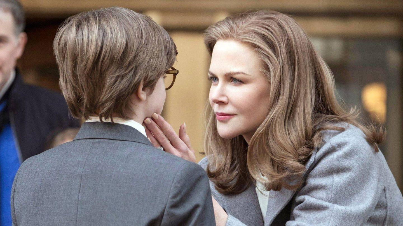 Nicole Kidman, con peluca en la película 'El jilguero'. (Cordon Press)