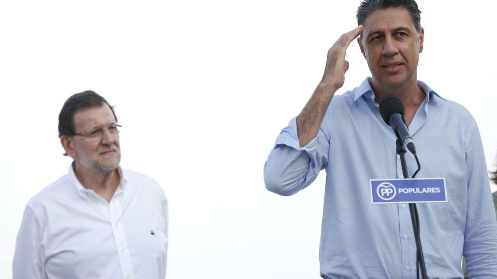 Rajoy renuncia a Cataluña