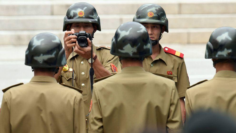La Zona Desmilitarizada entre las dos Coreas