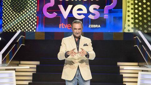 Carlos Herrera llega correcto a TVE ante el liderazgo del cine de Telecinco