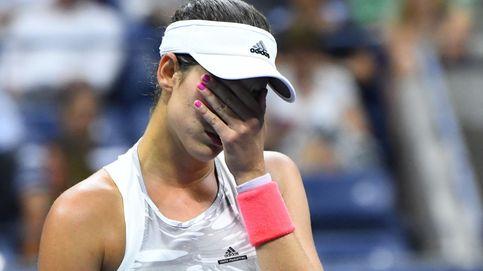 Garbiñe vuelve a fracasar en el US Open y Nadal se luce bajo techo  ante el Seppi