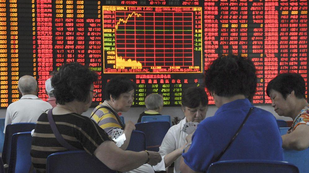 Foto: Bolsa de China (Reuters)